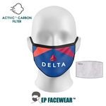 Custom Reusable Face Mask Carbon Filter