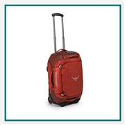 Osprey Transporter Wheeled Duffel 40 Corporate Logo