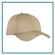 Port Authority Fine Twill Cap with Custom Embroidery, Port Authority Custom Golf Caps, Port Authority Custom Logo Gear