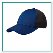 Port Authority Pique Mesh Cap with Custom Embroidery, Port Authority Custom Golf Caps, Port Authority Custom Logo Gear