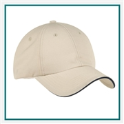 Port Authority Dry Zone Cap with Custom Embroidery, Port Authority Custom Golf Caps, Port Authority Custom Logo Gear