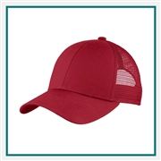 Port Authority Adjustable Mesh Back Cap with Custom Embroidery, Port Authority Custom Golf Caps, Port Authority Custom Logo Gear
