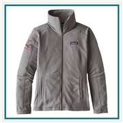 Patagonia Women's Micro D Fleece Full Zip Jacket with Custom Embroidery, Patagonia Branded Fleece, Patagonia Corporate & Group Sales