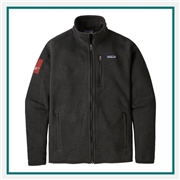 Patagonia Better Sweater Embroidered Logo