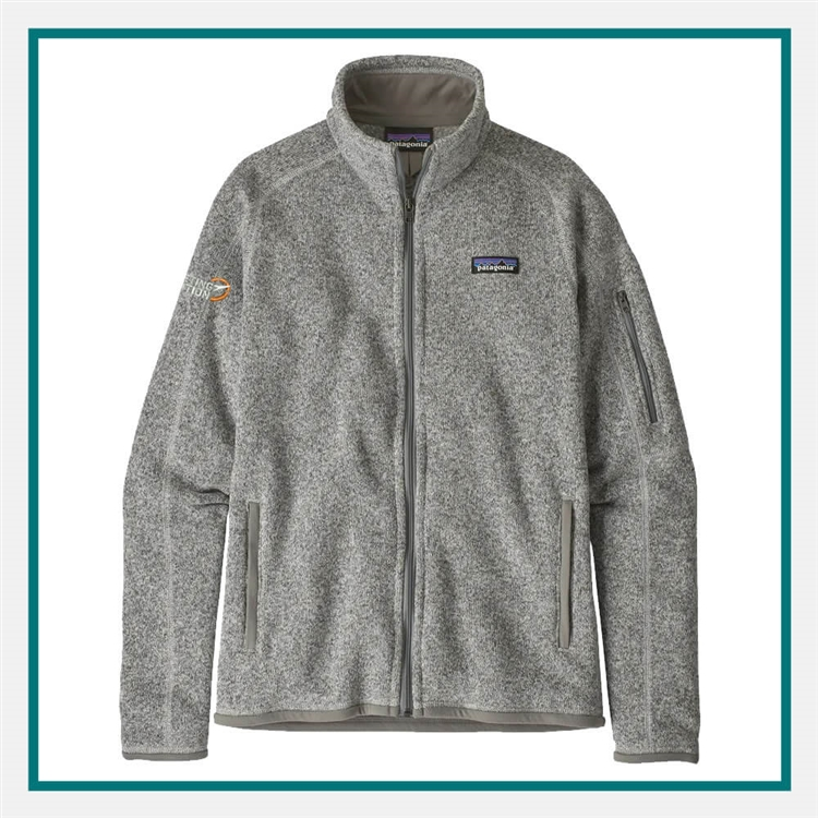 Patagonia W 2019 Better Sweater Fleece Jacket Personalized