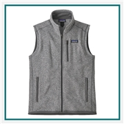 Patagonia Better Sweater Vest Embroidery