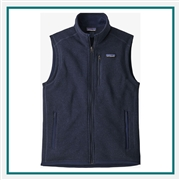 Patagonia Better Sweater Vest Custom Logo