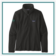Patagonia Women's Micro D Fleece Pullover with Custom Embroidery, Patagonia Branded Fleece, Patagonia Corporate & Group Sales