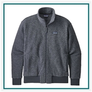 Patagonia Woolyester Fleece Jacket Custom Embroidered