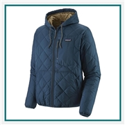 Patagonia Quilted Bomber Hoody Custom Embroidered