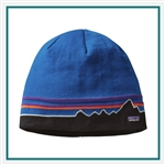 Patagonia Recycled Polyester Beanie Hat 28860 with Custom Embroidery, Patagonia Custom Beanies, Patagonia Corporate Logo Gear