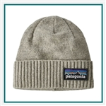 Patagonia Brodeo Beanie Hat with Custom Embroidery