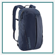 Patagonia Atom Backpack 48290 with Custom Embroidery, Patagonia Custom Backpacks, Patagonia Corporate Logo Gear