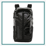 Patagonia Black Hole Pack 25L with Custom Silkscreen, Patagonia Branded Backpack
