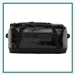 Patagonia Black Hole Duffel Bag 70L Custom Silkscreen