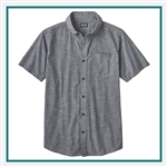 Patagonia Men's Lightweight Bluffside Shirt Custom Embroidery