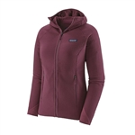 Patagonia Ladies R2 TechFace Hoody Custom Embroidery