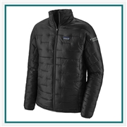 Patagonia Men's Micro Puff Jacket with Custom Embroidery, Patagonia Branded Soft Shell, Patagonia Corporate & Group Sales