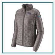 Patagonia Women's Micro Puff Jacket with Custom Embroidery, Patagonia Branded Soft Shell, Patagonia Corporate & Group Sales