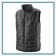 Patagonia Men's Micro Puff Vest with Custom Embroidery, Patagonia Branded Soft Shell, Patagonia Corporate & Group Sales