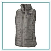 Patagonia Women's Micro Puff Vest Corporate Logo