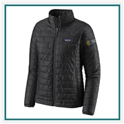 Patagonia W Nano Puff Jacket Co-Branded