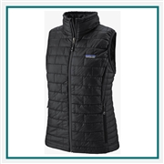 Patagonia Women's Nano Puff Vest Custom Embroidery