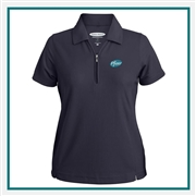 Pebble Beach Ladies Cypress Polo Custom Branded