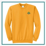 Port & Company Classic Crewneck Sweatshirt PC78 with Custom Embroidery, Custom Embroidered Port & Company Sweatshirts, Port & CompanyPC78 Sweatshirt Best Price
