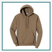 Port & Company Fleece Core Pullover Hooded Sweatshirt Custom