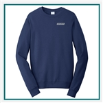 Port & Company Fan Favorite Fleece Crewneck Sweatshirt. PC850 with Custom Embroidery, Custom Embroidered Port & Company Sweatshirts, Port & Company PC850 Sweatshirt Best Price