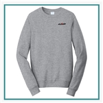 Port & Company Fan Favorite Fleece Crewneck Sweatshirt PC850 with Pocket PC850 with Silkscreen Logo, Custom Logo Port & Company Sweatshirts, Port & Company PC850 Sweatshirt Best Price