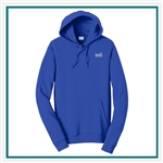Port & Company Fan Favorite Fleece Hooded Sweatshirt. PC850H with Custom Embroidery, Custom Embroidered Port & Company Sweatshirts, Port & Company PC850H Sweatshirt Best Price