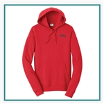 Port & Company Fan Favorite Fleece Hooded Sweatshirt PC850H with Pocket PC850H with Silkscreen Logo, Custom Logo Port & Company Sweatshirts, Port & Company PC850H Sweatshirt Best Price