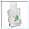 2 Oz Squirt Bottle Hand Sanitizer Custom Logo