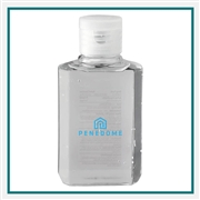 2 oz Hand Sanitizer Custom Logo