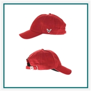Callaway Men's Heritage Cap with Custom Embroidery, Callaway Custom Hats, Callaway Corporate Logo Gear