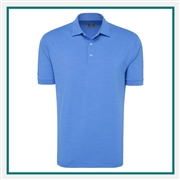 Callaway Men's Tonal Polo with Custom Embroidery, Callaway Branded Golf Polos