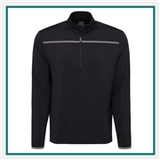 Callaway Men's 1/4Zip Mock Pullover CGM502 with Custom Embroidery, Callaway Custom Embroidered Golf Pullovers, Callaway Custom Pullovers, Embroidered Callaway Pullovers