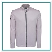 Callaway Men's Waffle Fleece Jacket with Custom Embroidery, Callaway Co-Branded Jackets