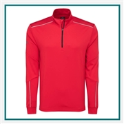 Callaway M 1/4-Zip Water Repellent Pullover Embroidered