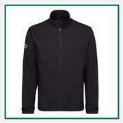 Callaway Men's Full-Zip Wind Jacket with Custom Embroidery, Callaway Branded Golf Jackets