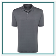 Callaway Men's Fine Line Stripe Polo CGM711 with Custom Embroidery, Callaway Custom Embroidered Golf Polos, Callaway Custom Polos, Embroidered Callaway Polos