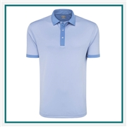 Callaway Men's Oxford Polo with Custom Embroidery, Callaway Branded Golf Polos