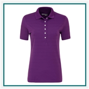 Callaway Ladies Opti-Vent Polo CGW437 with Custom Embroidery, Callaway Custom Embroidered Golf Polos, Callaway Custom Polos, Embroidered Callaway Polos