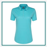 Callaway Ladies Birdseye Polo CGW693 with Custom Embroidery, Callaway Custom Embroidered Golf Polos, Callaway Custom Polos, Embroidered Callaway Polos