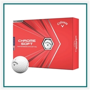 Callaway Chrome Soft Golf Balls Custom