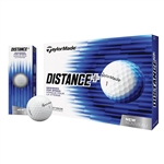 Taylormade Distance + Golf Balls Dozen B1360201 with Custom Logo, Taylormade Golf Balls, Taylormade Corporate Golf Balls