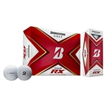 Bridgestone Tour B RX Golf Balls Custom Logo