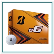 Bridgestone e6 Golf Balls Custom Logo